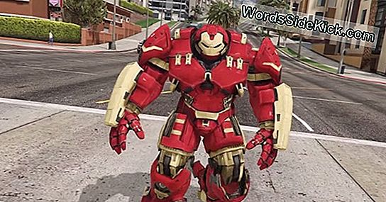 Vrais Costumes 'Iron Man'