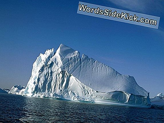 Capsizing Icebergs Pack Punch Of Nuclear Bomb