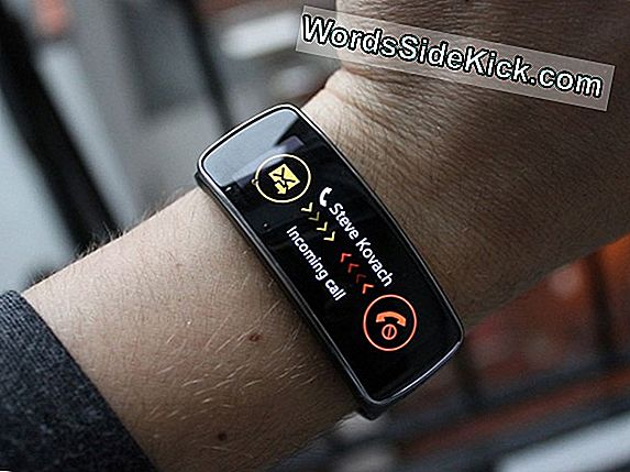 """Samsung Gear Fit"": ""Smartwatch"" Apžvalga"