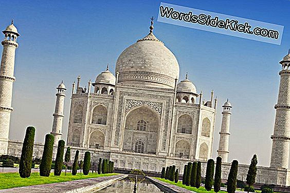 Taj Mahal: The Jewel Of India