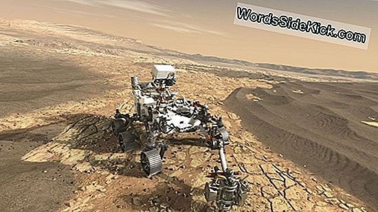 La Nuova Nasa Mars Rover È Un Mini-Camion Red Planet, Dice Ford