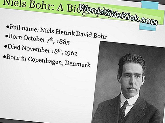 Niels Bohr: Biography & Atomic Theory