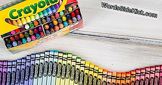 Color Me Sad: Crayola Retires 'Dandelion' Crayon