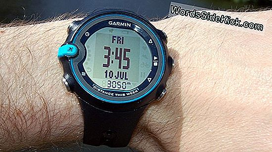 """Garmin Swim"" Apžvalga: ""Swim-Tracker Watch"""