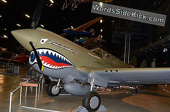 """Curtiss P-40 Warhawk"""