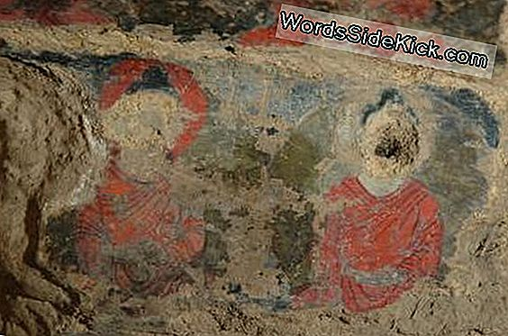 Earliest Oil Paintings Discovered