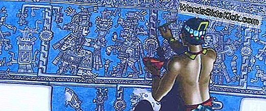 Secret To Mayan Blue Paint Found