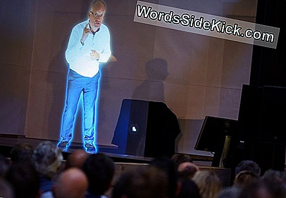 Wat Is Een Hologram?