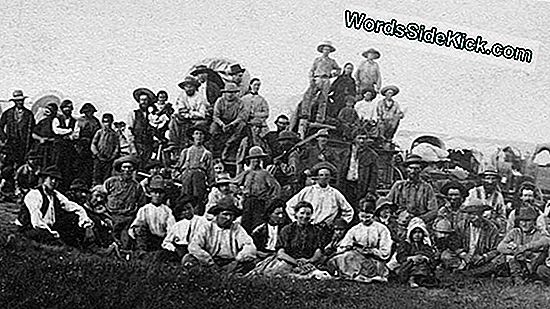 Going West Was Not So Deadly For Early Mormon Pioneers