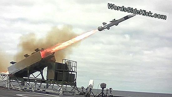 Us Navy Test-Fires Nieuwe Land-Based Missile Launcher