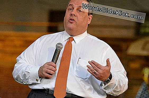 A Weighty Issue: Chris Christie And Obesity In Politics