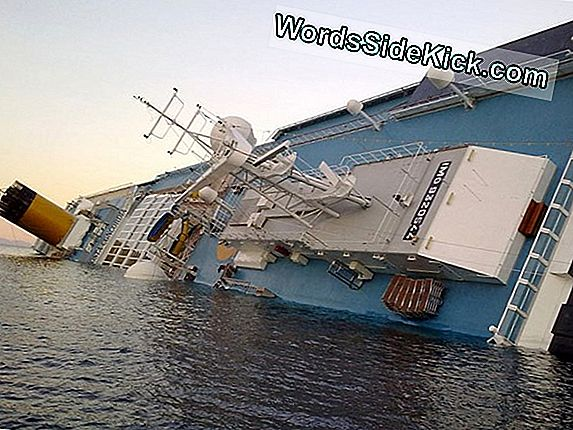 Costa Concordia Vs. Titanic: Do They Compare?
