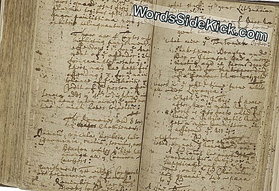 Last Surviving Copy Of Handwritten Shakespeare Play Goes On Display