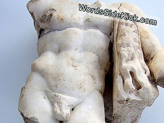 Rare Headless Hercules Statue Found In Israel