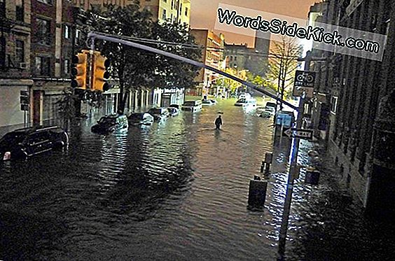 Hurricane Sandy: A Glimpse In Scary Future In New York
