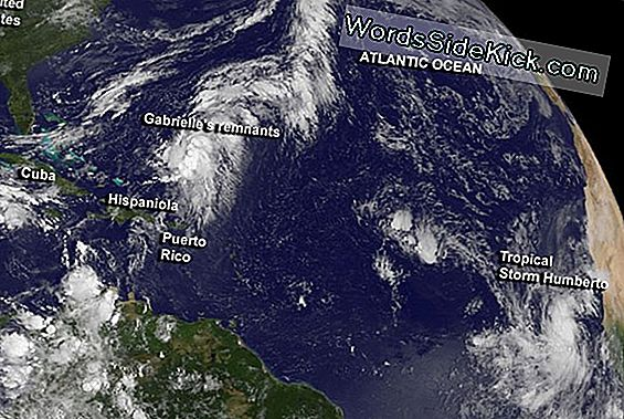 Waarom Hurricane Season Peaks Today