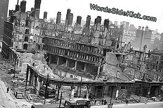 Wwii Bombing Raids Altered English Weather