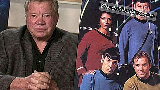 William Shatner: 'Star Trek' Tech Is 'Not That Far-Fetched'