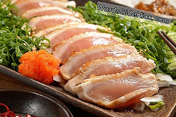 Raw Deal: Is 'Chicken Sashimi' Veilig?