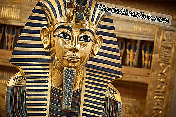 King Tut'S Dagger Is 'Out Of This World'