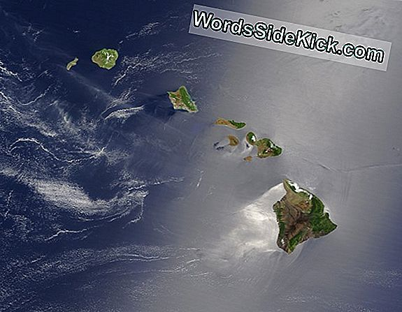 A View From Space: Hawaiian Islands