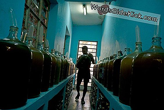 The Secret To Cubans 'Homemade Wine: Condooms