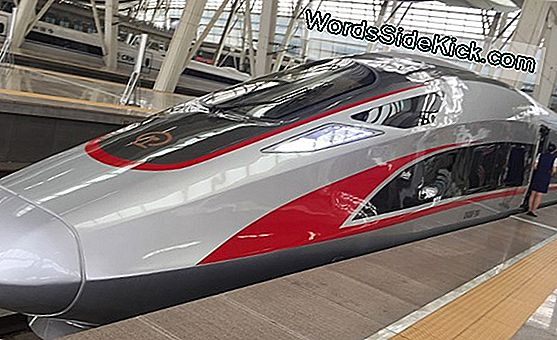 China'S 'Rejuvenation' Bullet Trains Zijn 'S Werelds Snelste
