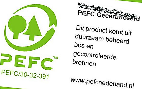 Wat Is De Forest Stewardship Council-Certificering?