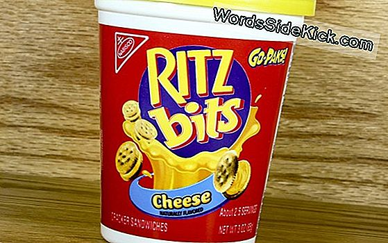 Ritz Recall: Cracker Products With Cheese Pulled Over Salmonella Risk