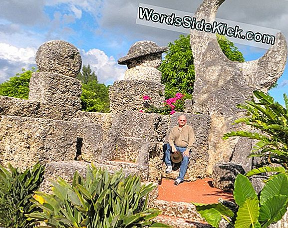 Mystery Of The Coral Castle Explained