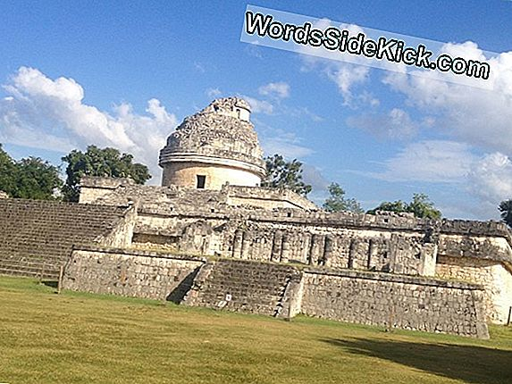 Ancient Mayans: Temples For Every!