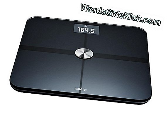 Withings Smart Body Analyzer Review