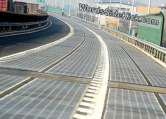 Hur Solar Panel Highways Work