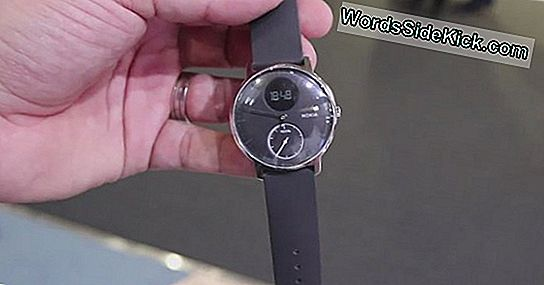 Withings Nabız: Fitness Tracker Inceleme