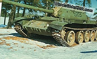 T-54 / T-55 Main Battle Tank