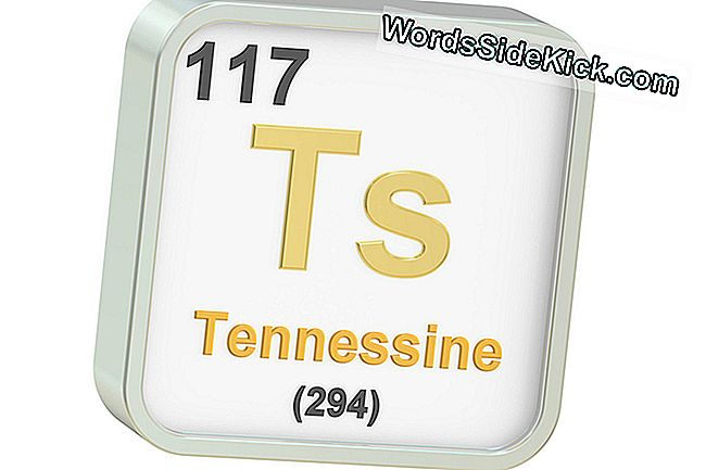 Feiten Over Tennessine (Element 117)
