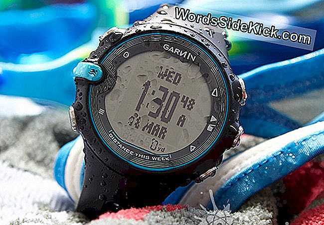 Garmin Swim Review: Swim-Tracker Uhr